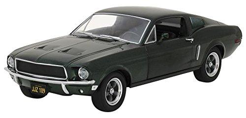 Greenlight Bullitt 1968 Ford Mustang GT Fastback-84041 (Maßstab...