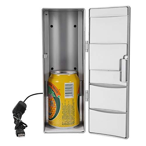 Haofy Kompakter Mini-USB-Kühlschrank-Gefrierschrank-Dosen...
