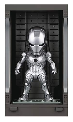Beast Kingdom Toys Iron Man 3 Mini Egg Attack Action Figure Hall...