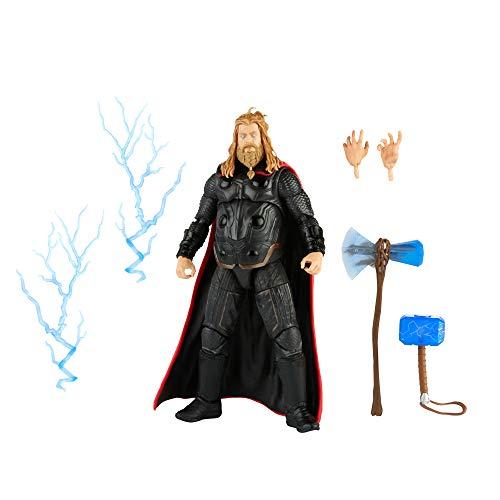 Hasbro Marvel Legends Series 15 cm große Thor Action-Figur,...