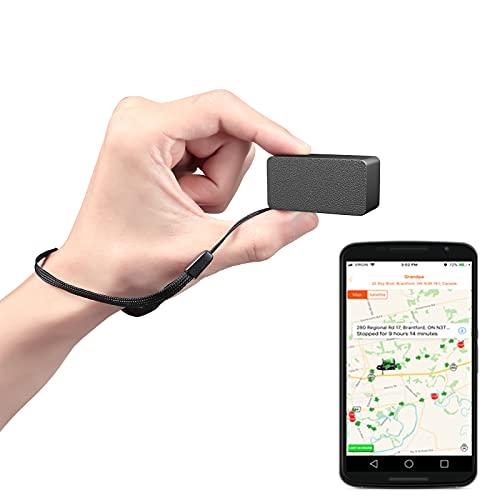 mini gps tracker auto mit free app klein locator fahrrad...