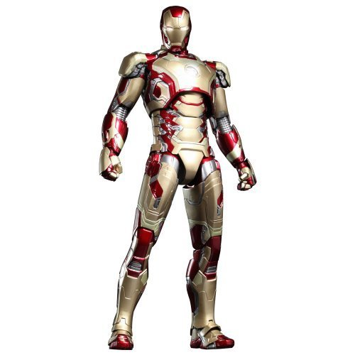 Iron Man 3 Hot Toys 1/6 Scale Collectible Diecast Figure Iron Man Mark XLII by Hot Toys