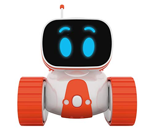 Clementoni - Pixy The Living Roboter Spielzeug, Mehrfarbig, 19078