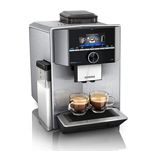 Siemens EQ.9 plus connect s500 Kaffeevollautomat TI9558X1DE,...