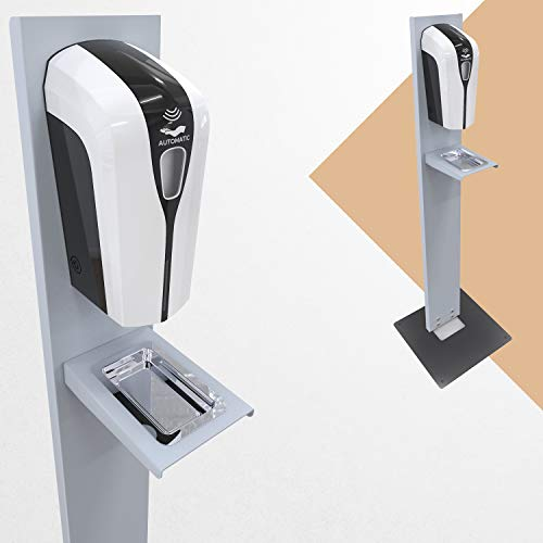 KLEMP Kontaktloser Automatisch Desinfektionssäule mit Sensor -...