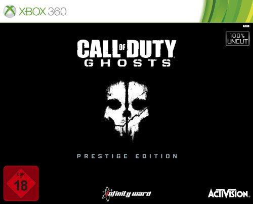 Call of Duty: Ghosts - Prestige Edition (100% uncut) - [Xbox 360]