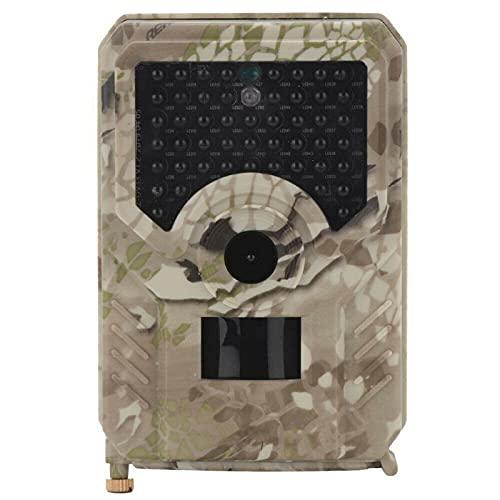 AllRight 120° Wildkamera 1080P Wasserdicht Überwachungskamera...