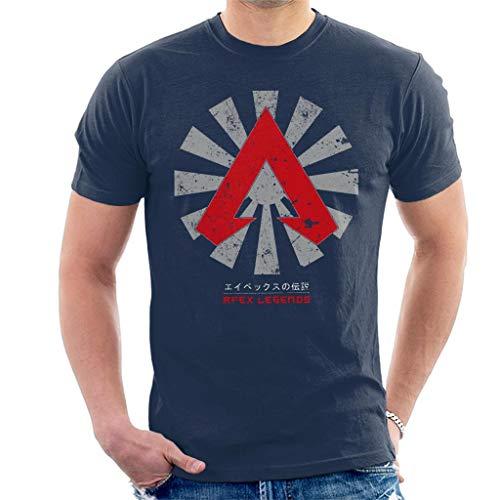 Apex Legends Retro Japanese Men's T-Shirt