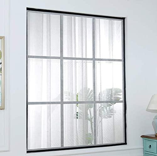 BASHI Langlebiges Fliegengitter Fenster Mesh, halbtransparentes...