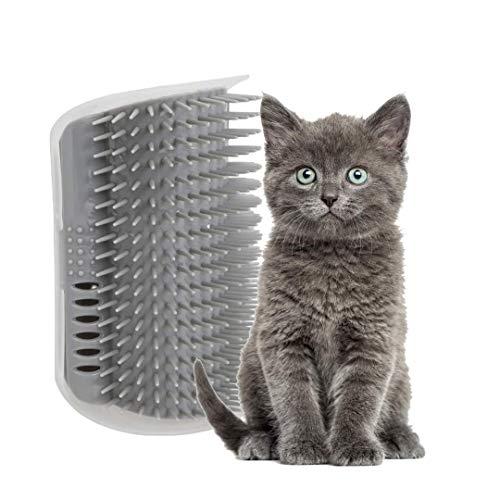 Pamura - Cat Cuddle Corner - Katzen Zubehör - Katzen Massage...