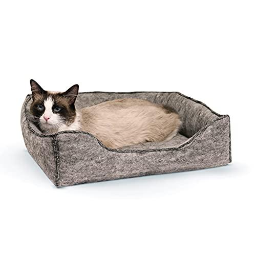 KH 775205 Amazin' Kitty Katzenliege mit Kapuze,...