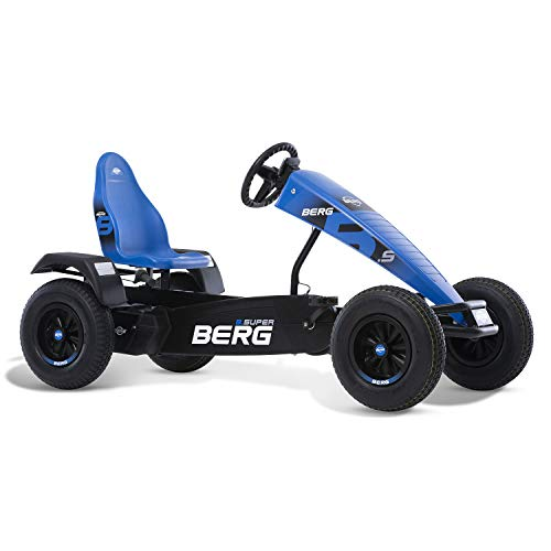 BERG XXL Extra Sport Blue mit Dreigangschaltung | Kinderfahrzeug...