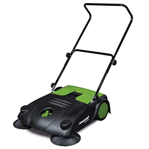Cleancraft Handkehrmaschine HKM 700 mit zwei Seitenbesen,...