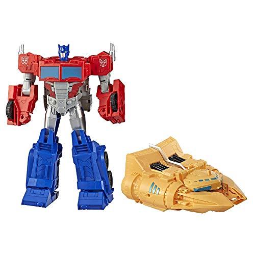 Transformers Spielzeuge Cyberverse Spark Armor Ark Power Optimus...