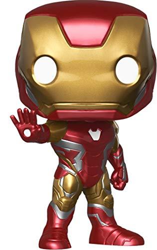 Funko Pop! Marvel Avengers: Endgame Iron Man Exclusive Vinyl...