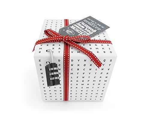SURPRISA Worträtselbox – die kreative Geschenk-Verpackung für...
