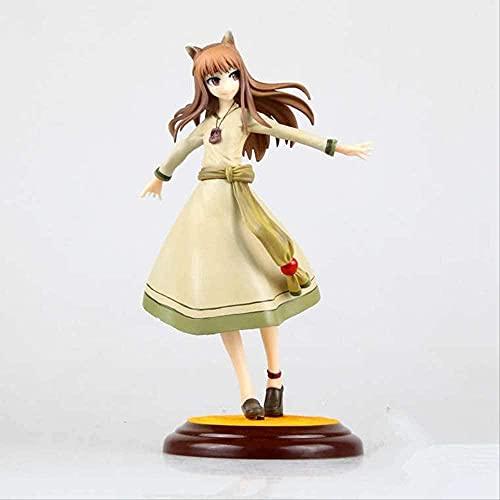 Anime Spice und Wolf Held Renovierung 200mm PVC Stock Abbildung...