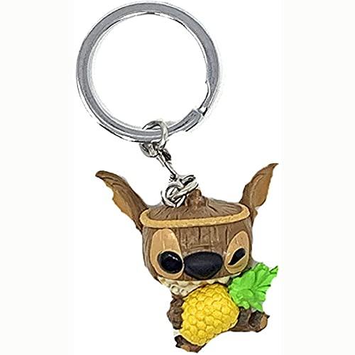 LUGJ Funko Pop Schlüsselanhänger Overwatch Kawaii Q Version...