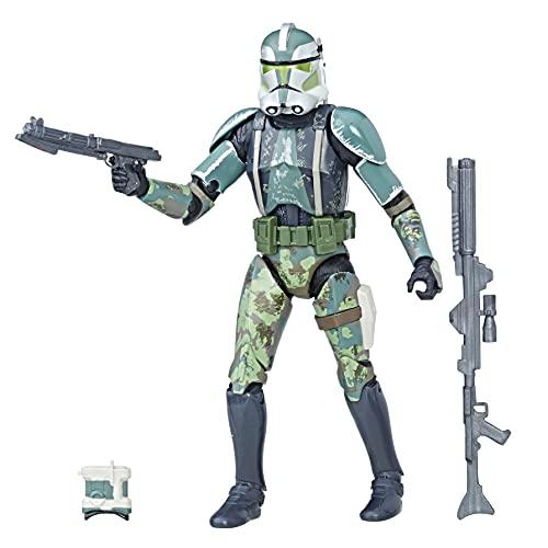 Hasbro 5010993731756 Star Wars Black Series - Clone Commander...