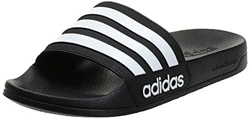 adidas Herren Adilette Shower Slipper, Core Black Footwear White...