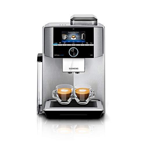 Siemens EQ.9 plus connect s500 Kaffeevollautomat TI9555X1DE,...