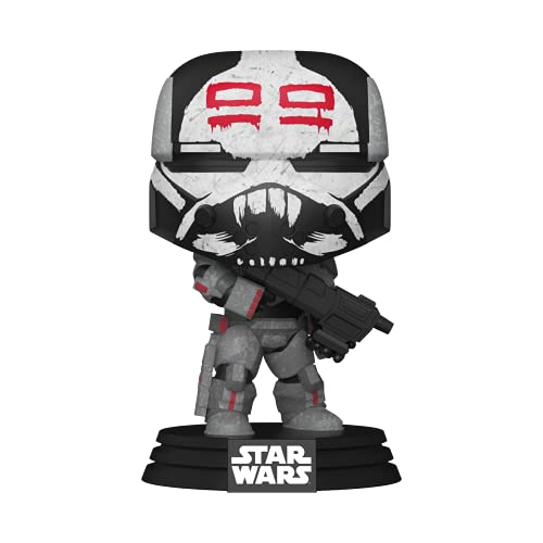 Funko 55501 - POP Star Wars: Bad Batch - Wrecker