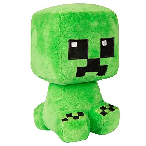 JINX 9997 Minecraft Crafter Creeper, 22 cm Plüsch, Mehrfarbig,...
