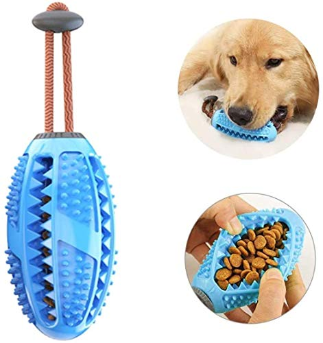 BTkviseQat Zahnbürsten-Stick,Hundezahnbürste Hundespielzeug...