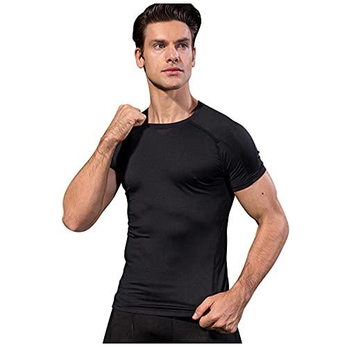 QWERT Gym Herren Fitness T-Shirt FüR Sport Freizeit Slim Fit...
