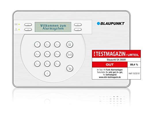 Blaupunkt SA 2900R Smart GSM Funk-Alarmanlage,...