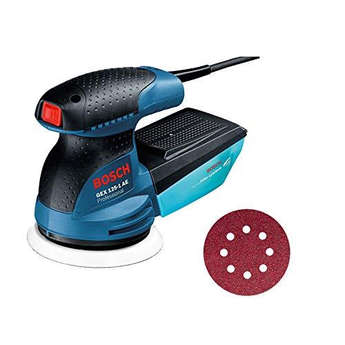 Bosch Professional Exzenterschleifer GEX 125-1 AE (125 mm...