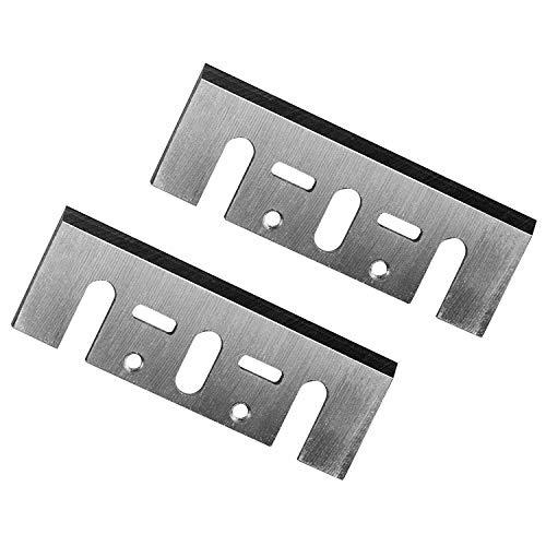 Handhobelmesser-Set für Dewalt D26676 Typ 1, tragbar, 8,9 cm (3...