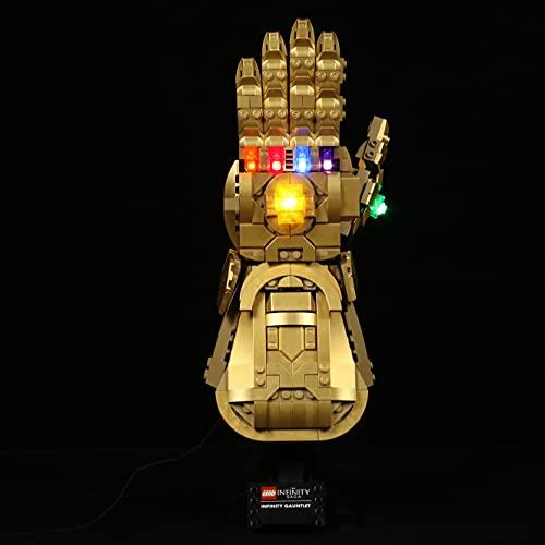 Led Beleuchtungsset für Lego Marvel Infinity...