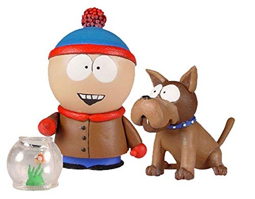 South Park Mezco Toyz Classics Series 2 Stan Action Figure