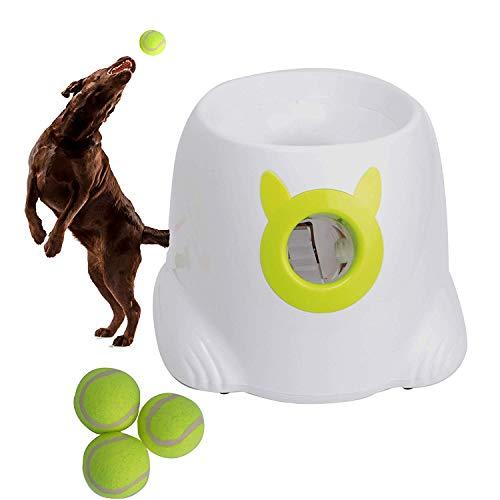 Automatischer Ballwerfer, interaktives Hundespielzeug,...