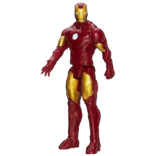 Marvel Avengers Titan Heroes Iron Man 12 Inch Action-Figur