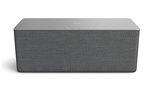 Philips W6505/10 WLAN Lautsprecher Multiroom-Audio für Zuhause...