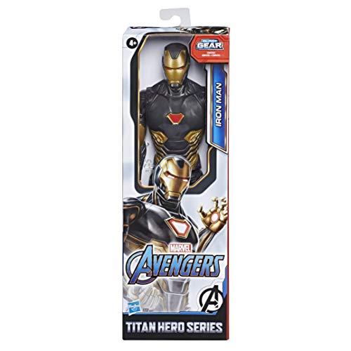Marvel Avengers Titan Hero Serie Blast Gear Iron Man...