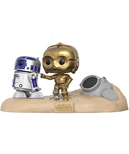 Funko Pop! Star Wars - Movie Moments - R2-D2 & C3PO Escape Pod...