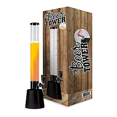 Biersäule | Biertower | Premium Qualität | 3.5L | Große...