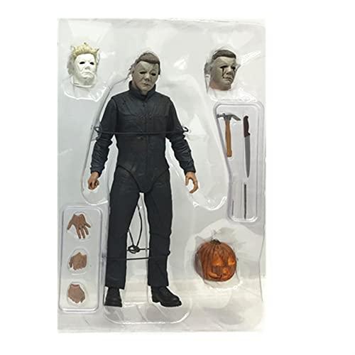 Yongpeng Actionfiguren 2 Arten 1 8 cm Halloween Ultimate Michael...