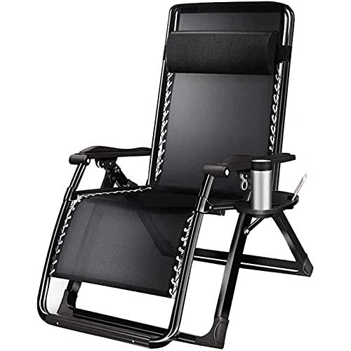 JNOI Verstellbare Klappstühle, Lounge ChairFor Große...