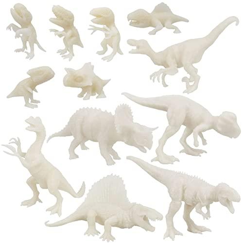 LootenKu 46-Teiliges Set Diy Bemalte Dinosaurier Baby WeißEr...