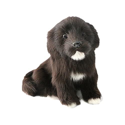 Cfanbp Realistische Weiche Hund Labrador Simulation Plüschtier...