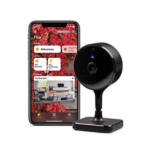 Eve Cam - Smarte Innenkamera, 1080p-Auflösung, WLAN, 100%...
