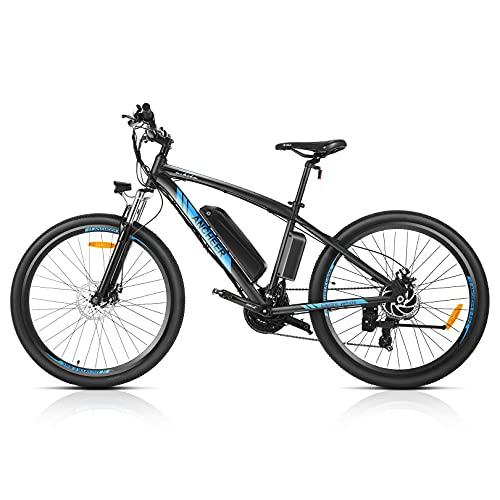 ANCHEER E-Bike (Blau, 36V-10AH mt LCD-Display)