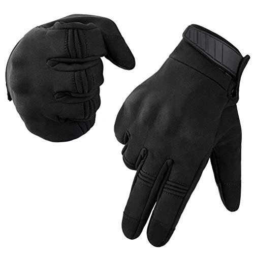 Neusky Herren Taktische Handschuhe Touchscreen Fahrrad Handschuhe...