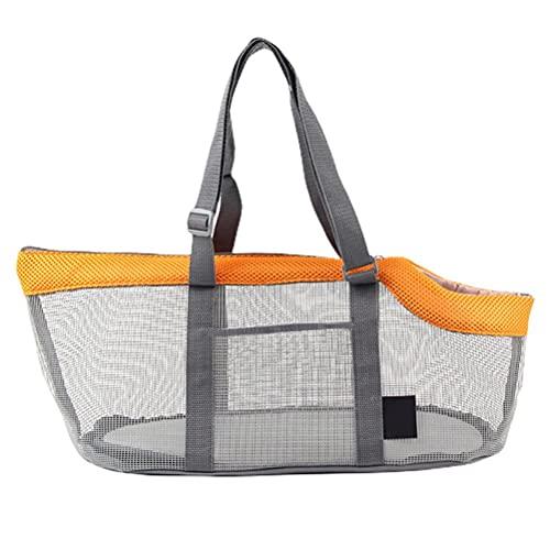 Prevessel Pet Carrier - Pet Travel Portable Bag Hundetasche...