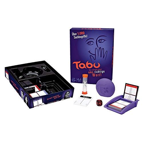 Das beliebte TABU Partyspiel