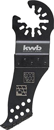 kwb AKKU-TOP Fliesen- und Fugenreiniger - Multitool Fugenkratzer...